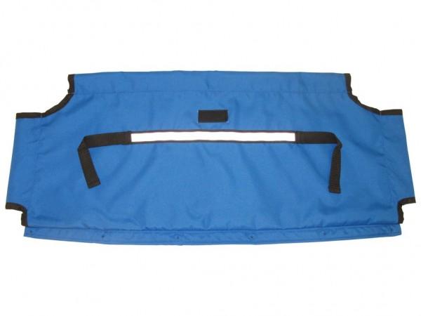 Carry van textile side part