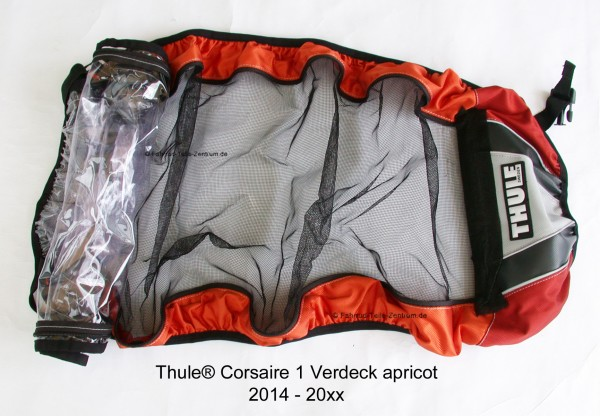 Thule Chariot Corsaire 1 Cover apricot 2014