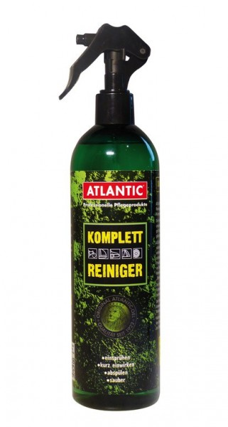 Atlantic Komplettreiniger 500ml Sprühflasche