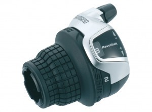 Shift lever Shimano RevoShift aslrs43r7 7-gears