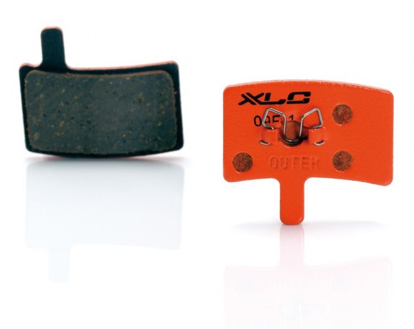 XLC bp-o19 organic disc brake pads for Hayes Stroker Trail