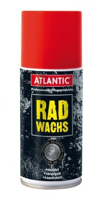 Atlantic bicycle wax aerosol can 150ml base price 1l/32,67eur