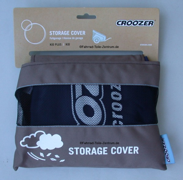 Croozer foldable cover