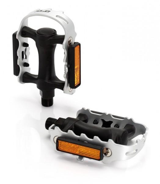 XLC pd-m01 ATB / MTB Fahrrad Pedal silber