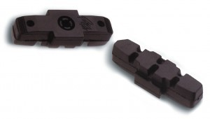 Brake shoes XLC for Magura lenght 50mm