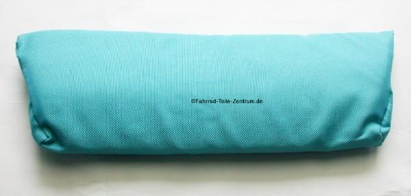 Croozer Kopfpolster ice blue