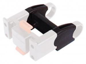 Klickfix Distanzstücke 43mm für Lenkeradapter