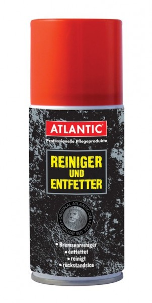 Atlantic cleaner and degreaser 150ml aerosol can base price 1l/39
