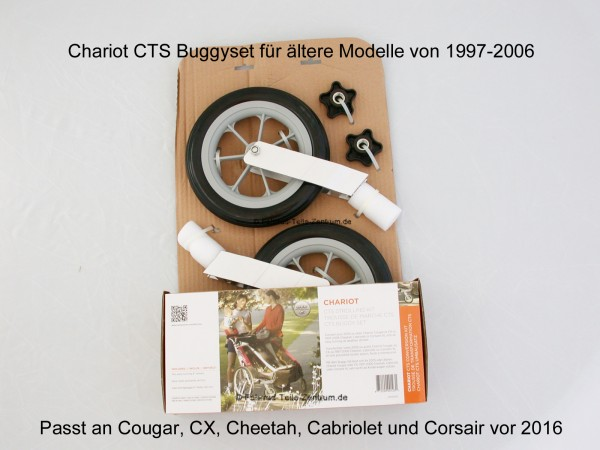 Chariot-Buggyradset
