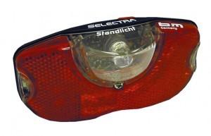B+M Fahrrad Rücklicht Selectra m. Standlicht