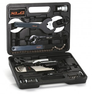 XLC Bicycle Tool Box 33 parts TO-TC01
