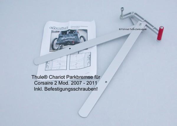 Chariot-Corsaire2-Parkbremse