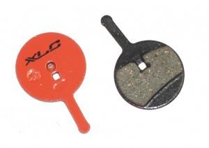 XLC bp-o17 organischer Scheibenbremsbelag für Avid BB5 und Promax DSK720
