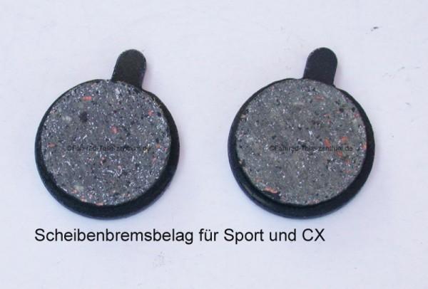 Thule Chariot Disk brake pads Sport CX